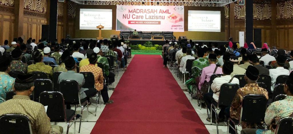 NU Kabupaten Blitar Terbitkan Sertifikat Amil Syar'i