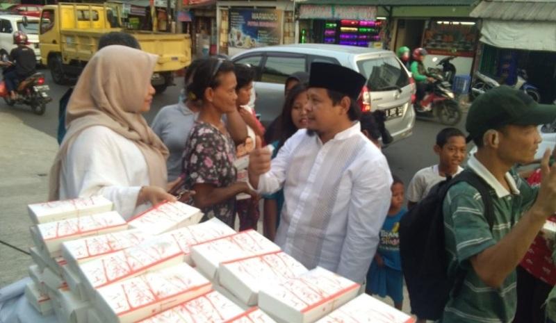 PWNU DKI Jakarta Sediakan Takjil Berbuka Puasa Gratis