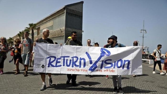 Pro-Palestina Gelar Protes Jelang Final Eurovision di Israel