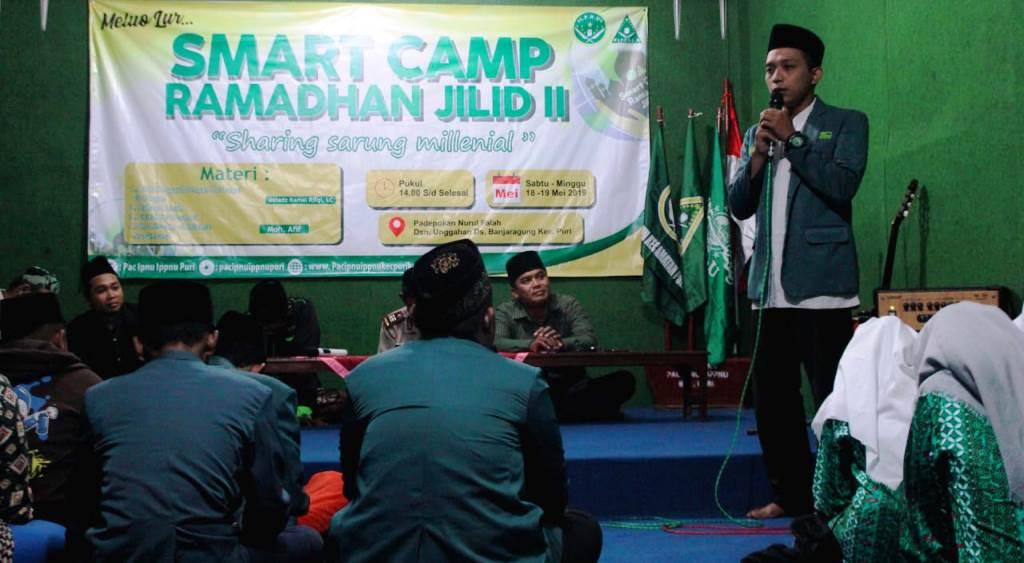 IPNU-IPPNU Bentuk Karakter Kader melalui Smart Camp Ramadhan