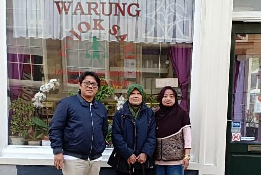Menikmati Makanan Indonesia di Belanda