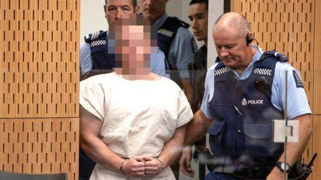 Tersangka Penembakan Masjid Selandia Baru Didakwa Lakukan Aksi Terorisme