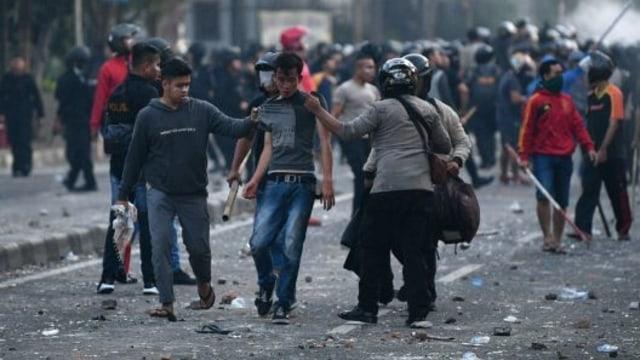 Gus Ali Masyhuri Curigai Demo di Tanah Abang Tidak Terkait Pemilu