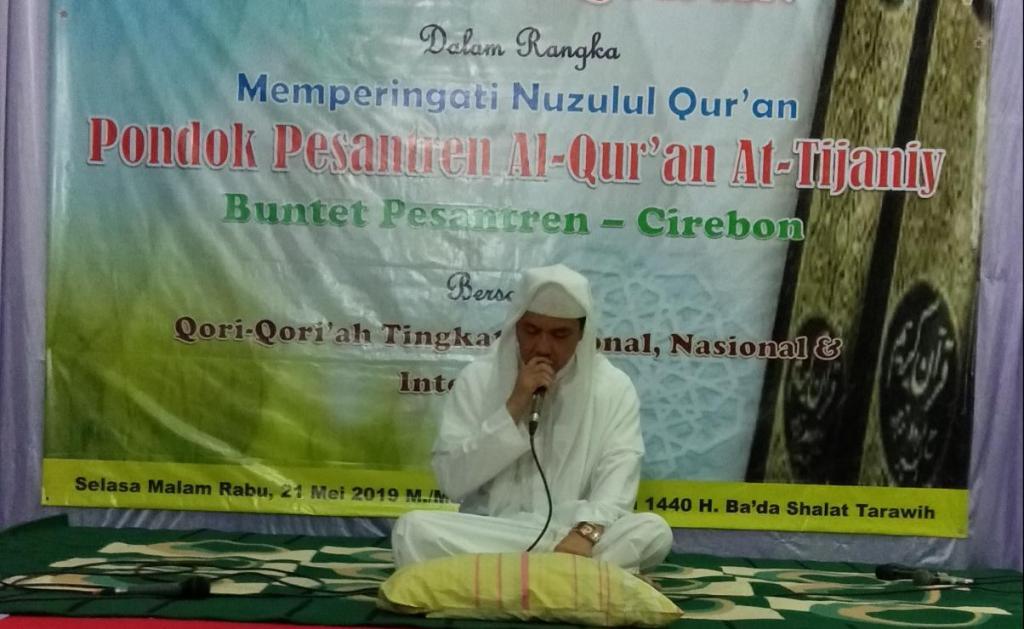 Peringati Nuzulul Qur'an, Pesantren Al-Qur'an At-Tijany Gelar Haflah Tilawatil Qur'an
