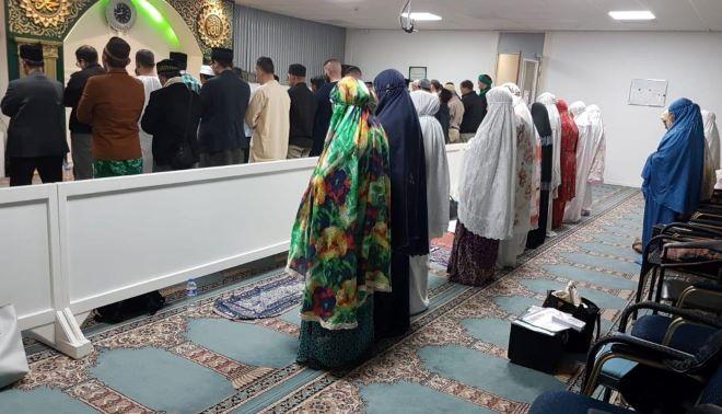 Regenerasi Imam Tarawih di Masjid Al-Ikhlas Amsterdam
