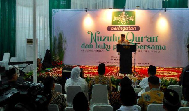 Kiai Said Prihatin Ramadhan Ada yang Bertindak Anarkis