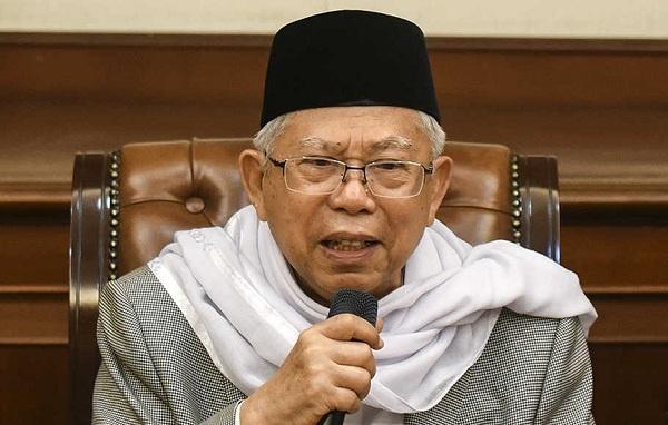 Kiai Ma'ruf: Umat Islam Harus Pegang Teguh Kesepakatan Pendiri Bangsa