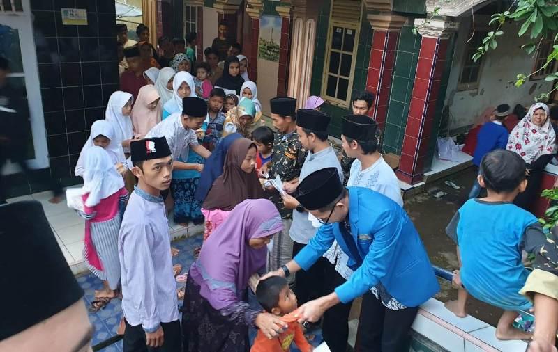 Inilah Cara PKC PMII Banten 'Ngalap' Berkah Ramadhan