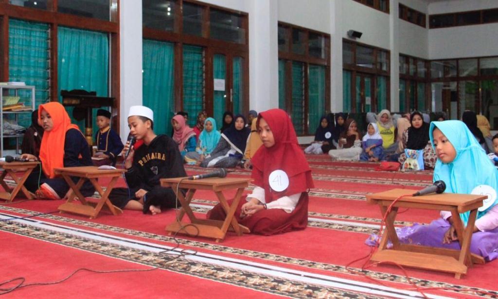 NU Karangrejo Siapkan Imam Shalat Sejak Usia Dini