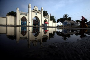 Grand Mosque, a trace of Islamic civilization in Surakarta