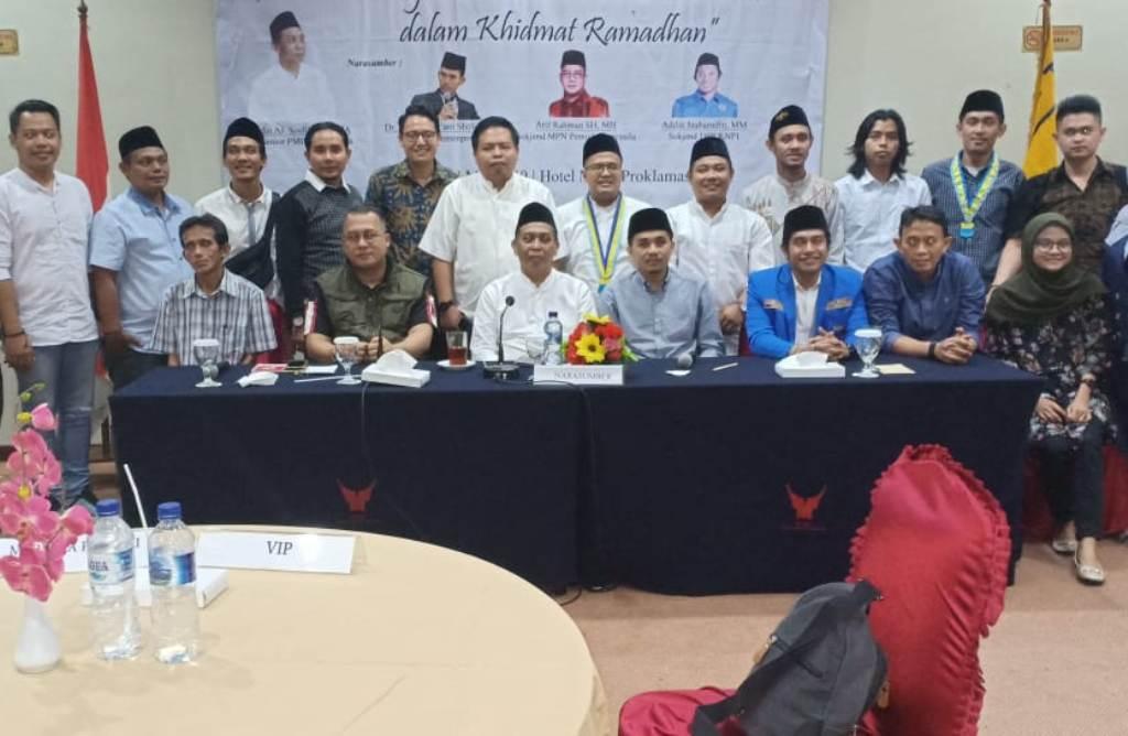 PMII DKI Jakarta Ajak Mahasiswa dan Pemuda Perkuat Kembali Persatuan