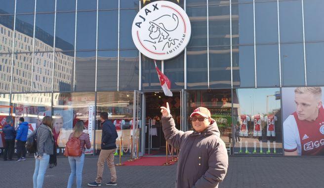 Sejuknya Angin Menuju Arena Ajax Amsterdam