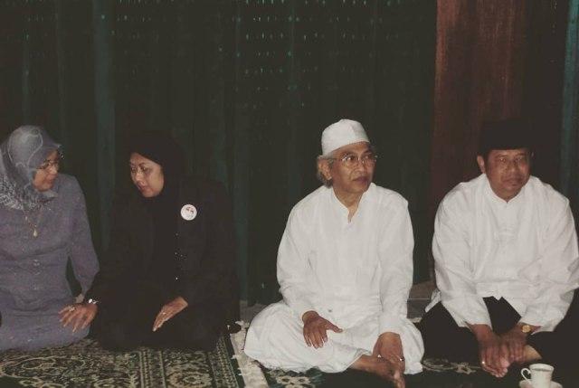Ani Yudhoyono Wafat, Gus Mus: Semoga Allah Merahmati Arwah Beliau