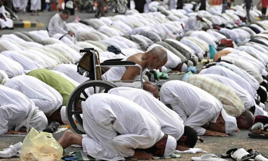 Ini Lafal Niat Shalat Idul Fitri