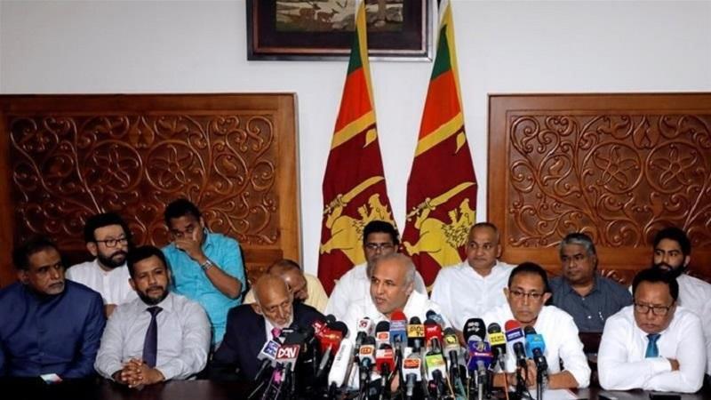 Buntut Bom Paskah, Semua Menteri Muslim Sri Lanka Mengundurkan Diri