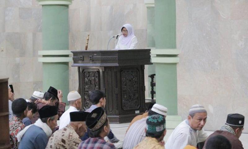 Bupati Tegal: Idul Fitri, Momentum Saling Maafkan dan Perkuat Persatuan