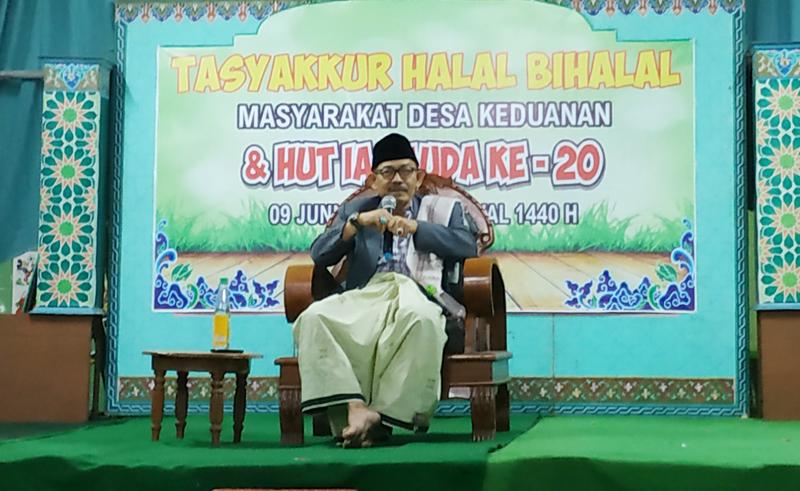 Halal Bi Halal Karya Cerdas Ulama Indonesia