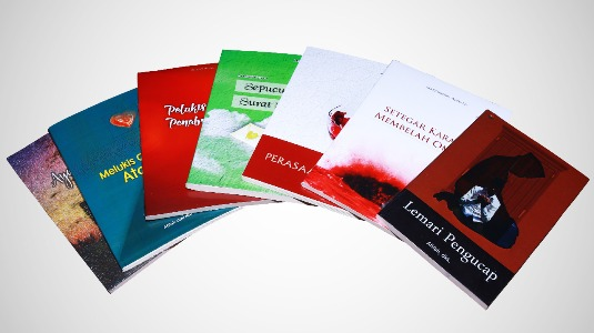 Cetak Santri Penulis, Nuris Terbitkan 7 Buku Sastra