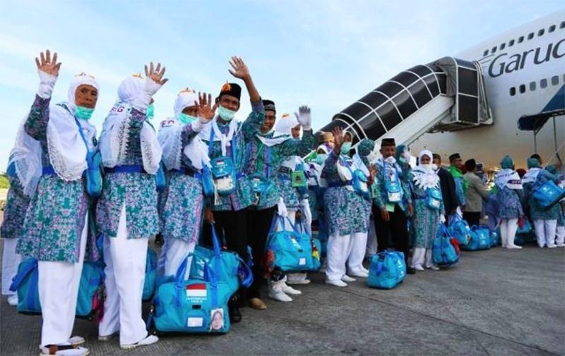 Lampung Berangkatkan 7.488 Calon Jama'ah Haji 2019, Ini Jadwalnya...