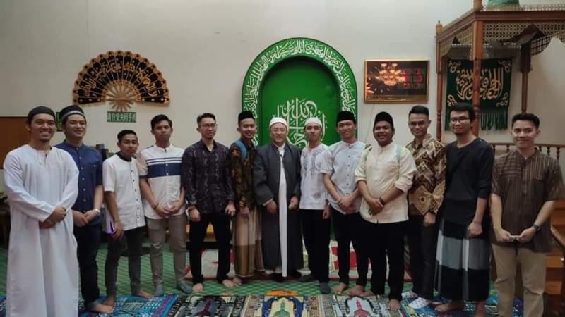 Muslim China 'Suka' Muslim Indonesia