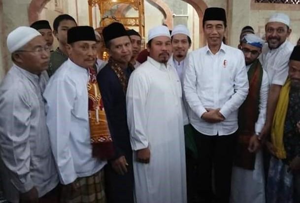 Pengalaman Ketua LDNU Bali Jadi Khatib di Depan Jokowi
