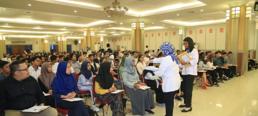 Sebanyak 2.072 Peserta Ikuti Seleksi PMB Politeknik Ketenagakerjaan