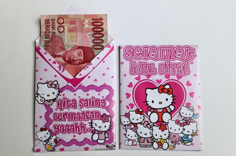 Apakah Uang Amplop Lebaran Milik Anak atau Orang Tua?