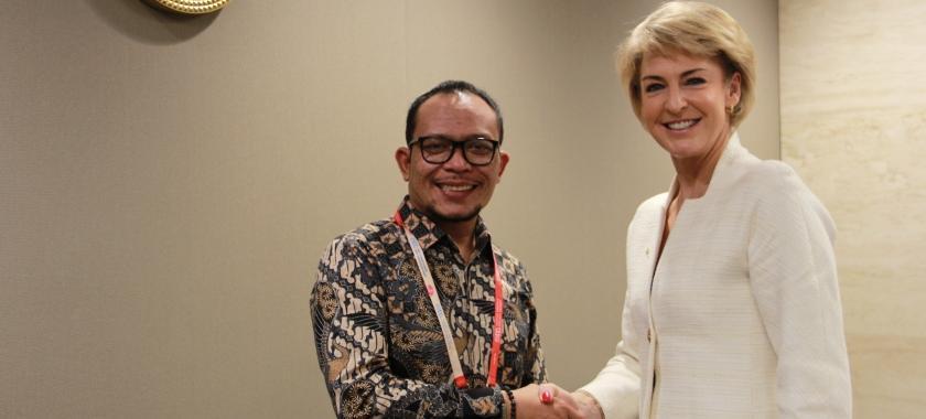 Menaker Australia Puji Dialog Sosial di Indonesia