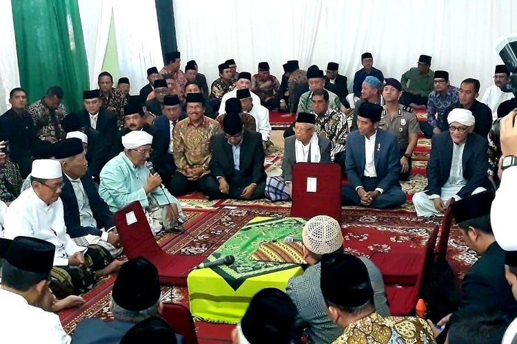 Rais 'Aam PBNU Mantu, Presiden Jokowi Hadir Jadi Saksi