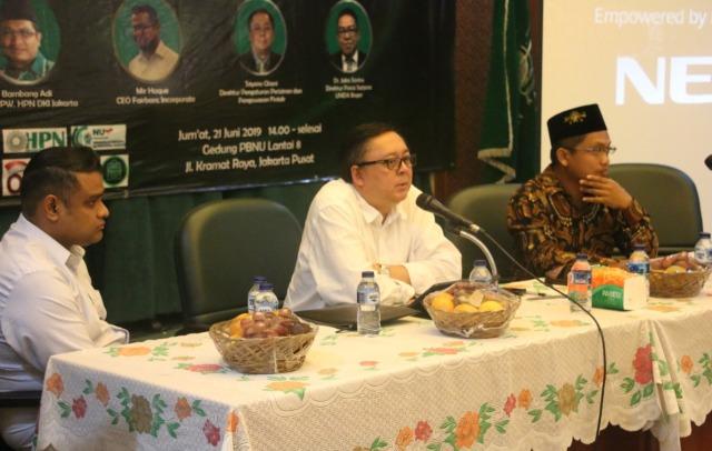 Masyarakat Indonesia Diminta Tak Antipati terhadap Industri 4.0