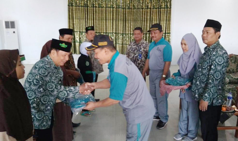 Ma'arif NU Tegal Targetkan Masuk 5 Besar di Porsema Jateng