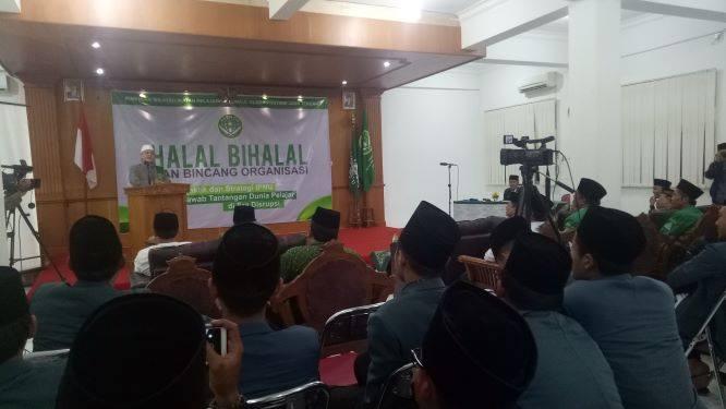 Bincang Organisasi Warnai Halal bi Halal IPNU Jateng