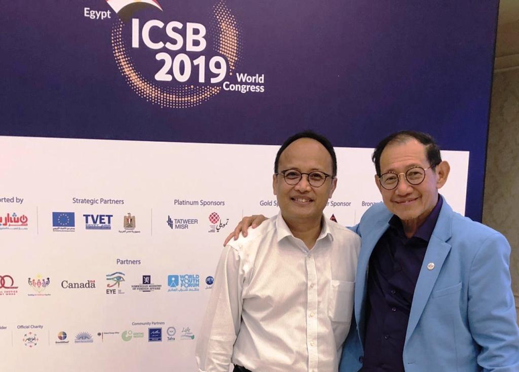 Kongres di Mesir, Unusa Kenalkan Entrepreneur Rahmatan lil Alamin