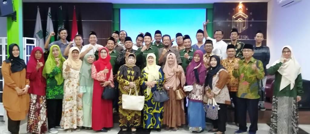 Halal bi Halal, ISNU Surabaya Gelar Wicara Deteksi Jantung Koroner
