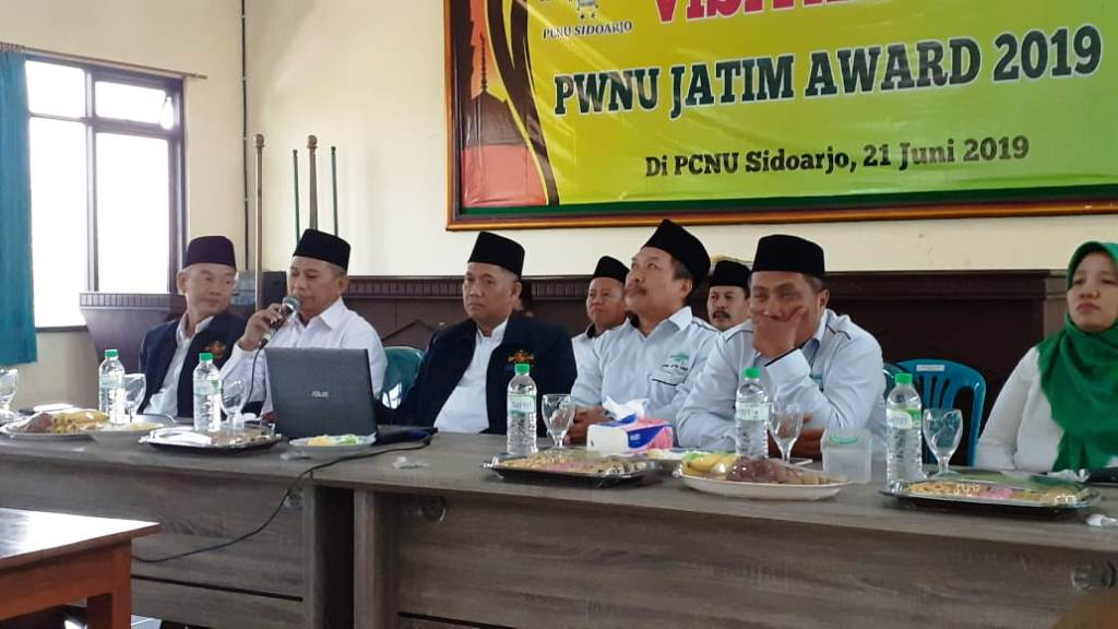 Melihat Keseriusan NU Sidoarjo Sukseskan NU Award 2019