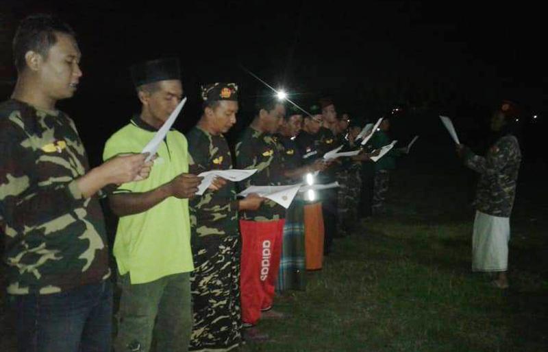 Kader Ansor dan Banser Berada di Garda Terdepan dalam Membela Ulama