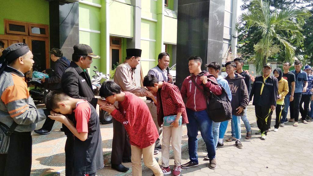 Bonus Menunggu Kontingen Tegal di Ajang Porsema XI Jawa Tengah