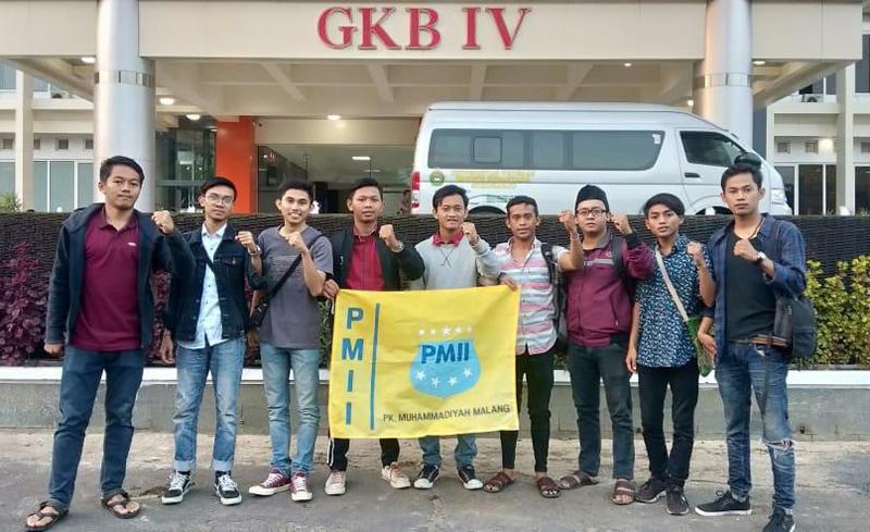 Strategi PMII Bisa 'Hidup' di Kampus Muhammadiyah
