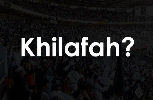 Riwayat Khilafah 'ala Minhajin Nubuwwah Tidak Dibahas dalam Kitab Utama Bidang Aqidah, Tafsir, Hadits, Tarikh dan Fiqih