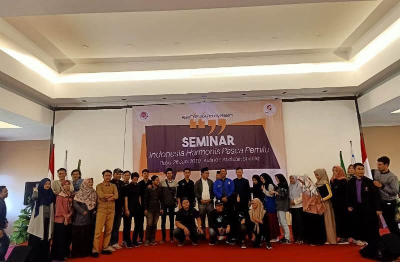 PCNU Bogor Minta Masyarakat Rekatkan Kembali Persatuan