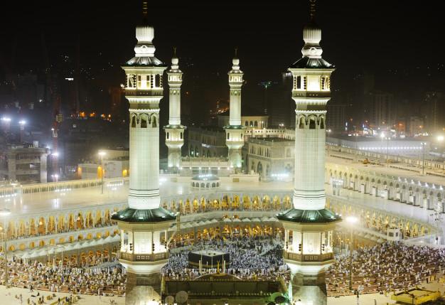Ini Sejumlah Motif Orang ke Masjidil Haram