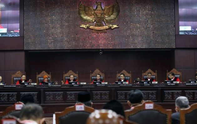 Permohonannya Ditolak MK, Prabowo: Kami Hormati Hasil Keputusan MK
