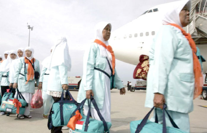 Haji dengan Uang Kredit