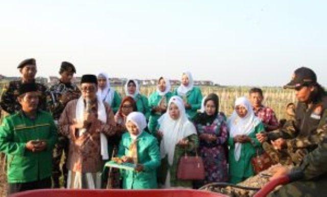 Fatayat NU Brebes Bangun Gedung Multiguna, Pemkab Bantu Pelunasan Tanah