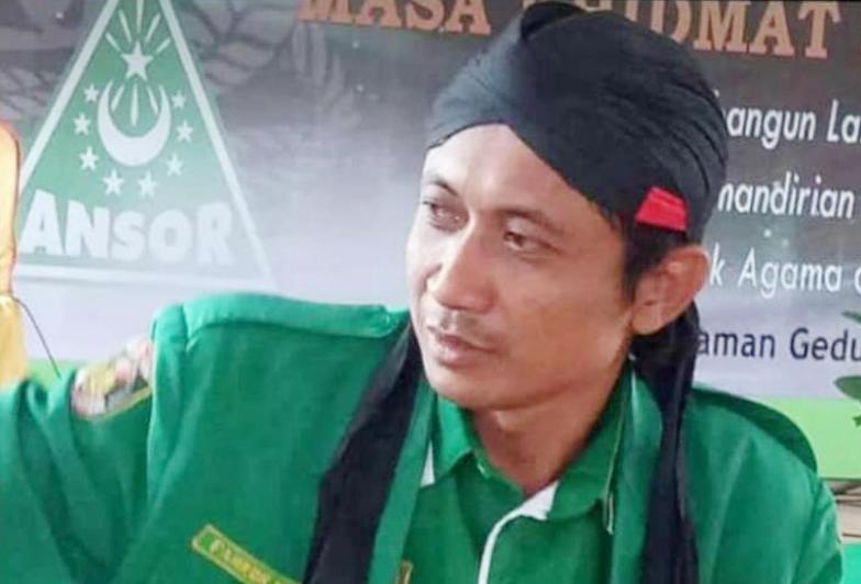 Innalillahi, Gus Roji Wakil Ketua Ansor Lampung Tengah Tutup Usia