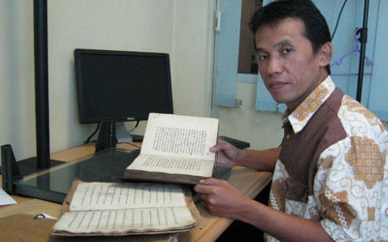 Penyebutan Kata Jawa dalam Manuskrip Arab Kuno