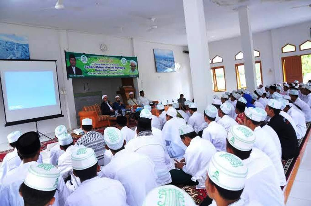 STIS NU Aceh Kampus 'Jantong Hatee' Ulama
