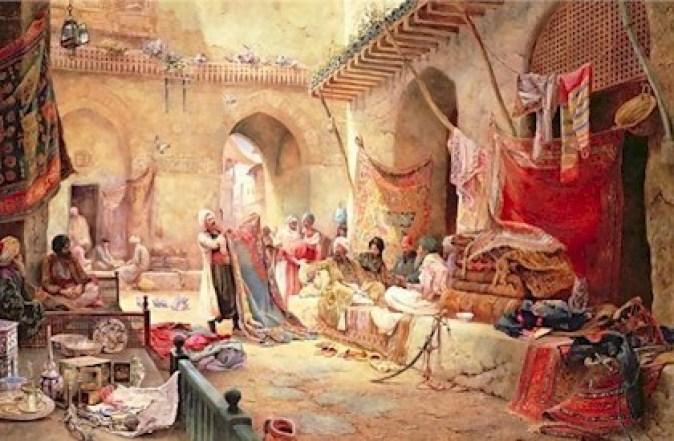 Melihat Upaya Nabi Muhammad Mendirikan Pasar