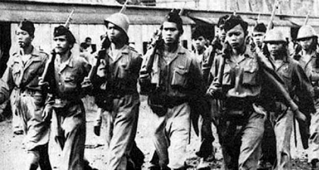 Kode Perjuangan 'Menoreh' dan 'Meteseh' saat Hadapi Sekutu