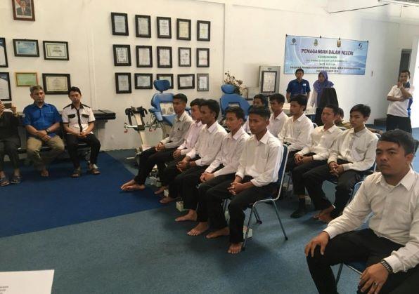 40 Peserta Ikuti Pemagangan dalam Negeri di Sukabumi